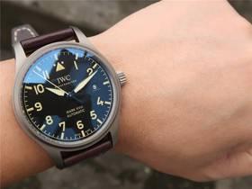 GS厂万国马克18复古系列IW327006腕表鉴赏-腕尚表业