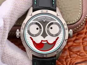 康斯坦丁切金俄罗斯小丑手表鉴赏评测