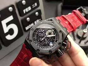 N厂复刻手表爱彼战争幸存者V5版实拍视频
