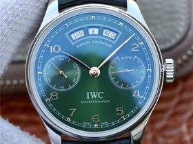 YL厂复刻万国葡萄牙万年历IW503510腕表新品上市