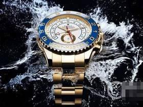 一张图教你看懂机械手表防水等级知识