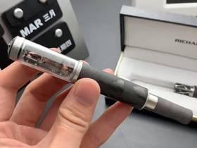 PF厂理查德米勒RMS05机械钢笔实拍视频