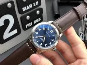 ZF厂百年灵航空计时蓝面复刻实拍视频