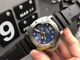 VS厂沛纳海PAM719钛壳限量款复刻实拍视频