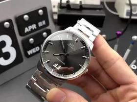 HG厂美度指挥官大日历机械复刻表实拍视频
