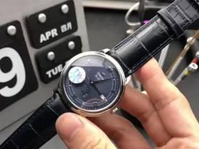 TW厂欧米茄碟飞动能显示蓝面实拍视频