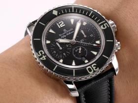 OM厂宝珀五十噚5085F潜水计时腕表新品上市