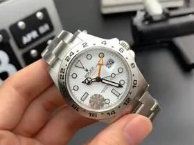 JF厂劳力士探险家II型216570复刻实拍视频