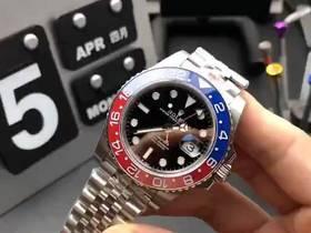 DJ厂劳力士格林尼治二代126710红蓝圈实拍视频