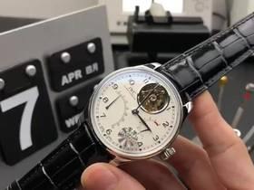 YL厂万国葡萄牙系列动能陀飞轮手表实拍视频
