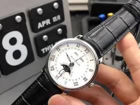 OM厂宝珀经典6654月相多功能V2版实拍视频
