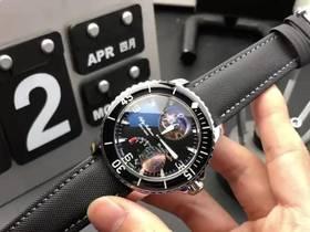 JB厂宝珀5025五十五十噚系列陀飞轮复刻实拍视频