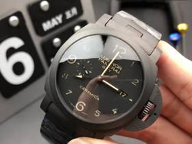 VS厂沛纳海Pam438全陶瓷复刻表实拍视频