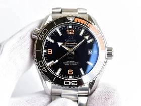 3S厂欧米茄海洋宇宙600米43.5mm机械男表新品发布