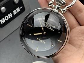 沛纳海641/651球形小座钟机械表站西少量出货