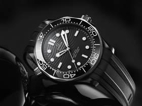 VS厂欧米茄陶瓷海马300潜水机械复刻表新品预售