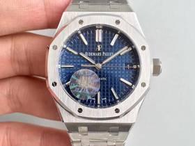 JF厂爱彼15450到货,37mm小手腕钢表推荐