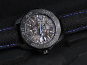 TB厂泰格豪雅痛竞潜系列碳纤维腕表特别版新品上市