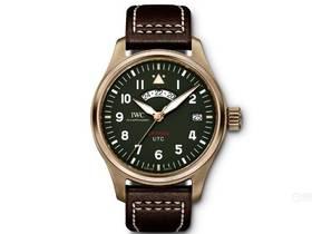 ZF厂万国飞行员青铜喷火战机MJ271特别版腕表