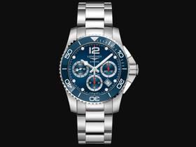 8F厂浪琴康卡斯潜水计时机械表新品发布