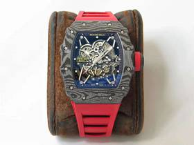 ZF厂理查德米勒RM035-2碳纤维复刻腕表新品