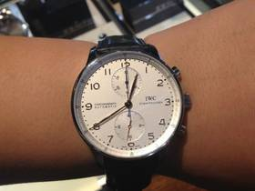 一张图教你机械计时腕表的使用方法和注意事项