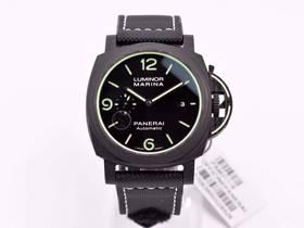 VS厂沛纳海1118碳纤维,站西最美夜光腕表
