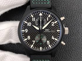 YL厂万国飞行员系列IW389005陶瓷计时男士腕表