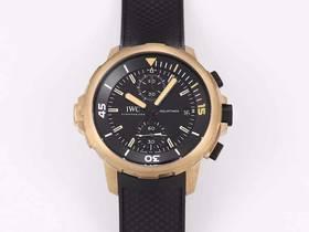 V6厂万国海洋时计IW379503青铜达尔文特别版
