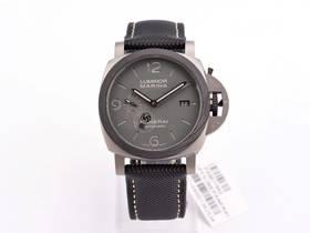 VS厂沛纳海1662钛金属,烟灰工业风格腕表