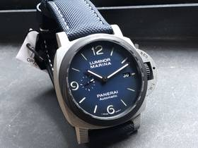 VS厂沛纳海Pam1663,烟薰蓝碳纤维帅到不行!
