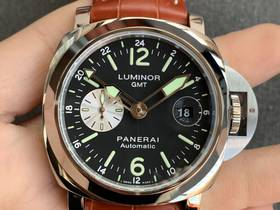"VS厂Pam088GMT腕表,首款""鱼眼""镜面沛纳海"