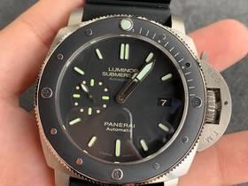 VS厂沛纳海Pam389钛金属腕表值得入手购买吗