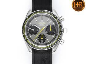 HR厂欧米茄超霸赛车计时326.32.40.50.06.001机械腕表