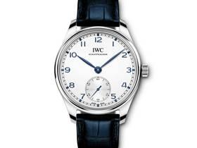 ZF厂IWC万国葡萄牙IW358304全新小三针腕表
