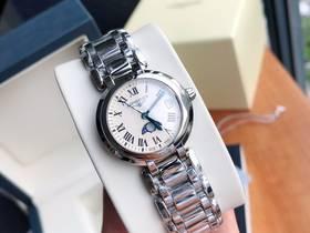 送老婆浪琴心月月相腕表,GS厂和原单哪个更好?