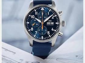 "IWC万国飞行员IW377729,""蓝队长""特别版腕表"